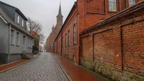 Wall Monastery Ribnitz Ut Architecture