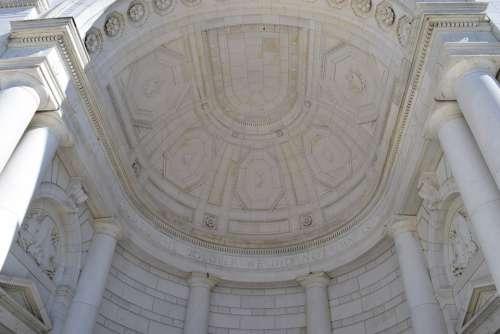 Washington Dc Dc Architecture Capitol Landmark Usa
