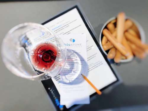 Wine Tasting Alcohol Drink Winery Vineyard Glass