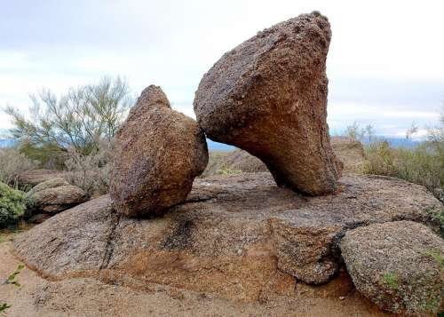 rocks erosion geomorphology