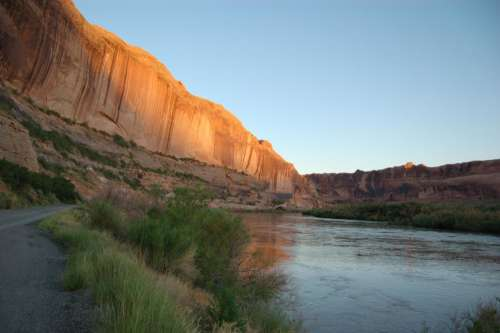 Colorado River river outdoors water river