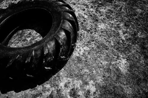 Crossfit Training Tire