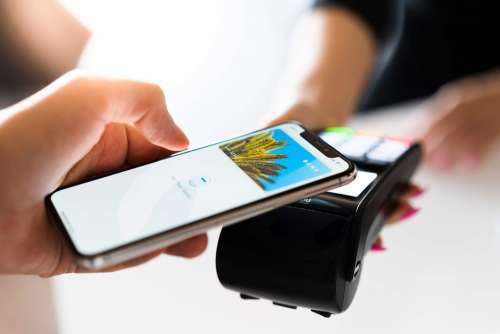 Merchant Apple Pay Contactless Payment