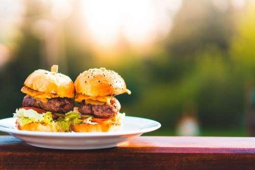 Perfect Mini Hamburgers