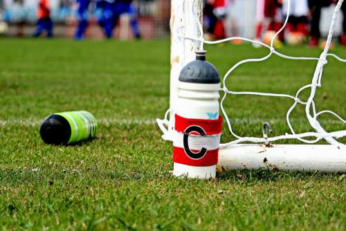 A Bottle Captain Kapitánska Tape Bottles Football