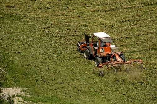 Agriculture Machine Rural Equipment Harvest
