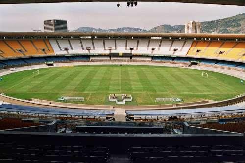 America Brazil Football Maracanã Travel