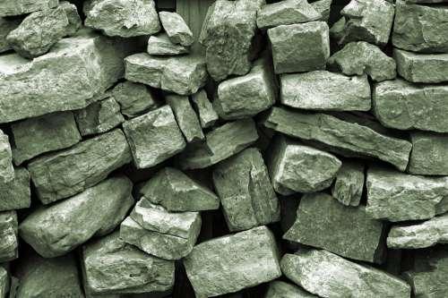 Arkansas Rock Wall Rock Wall Texture Stone Pattern