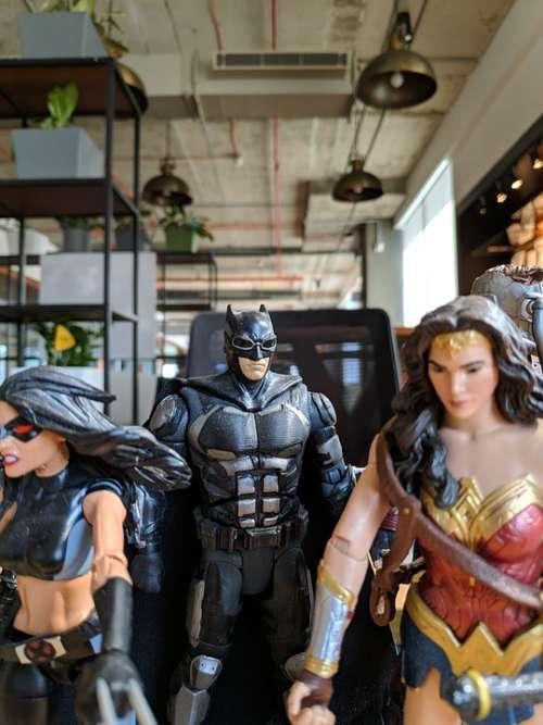 Batman Toy Superhero Figure Childhood Toys
