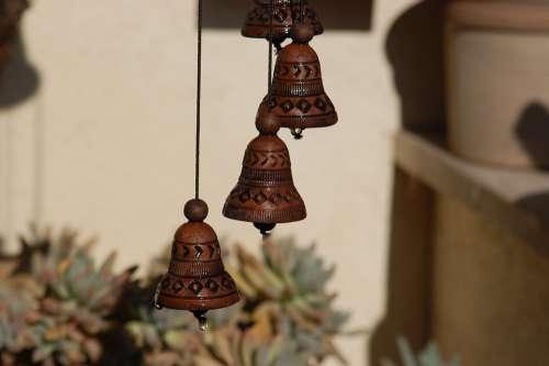 Bells Rattle Zen Bells In The Wind