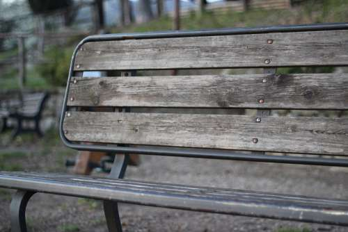 Bench Seat Relax