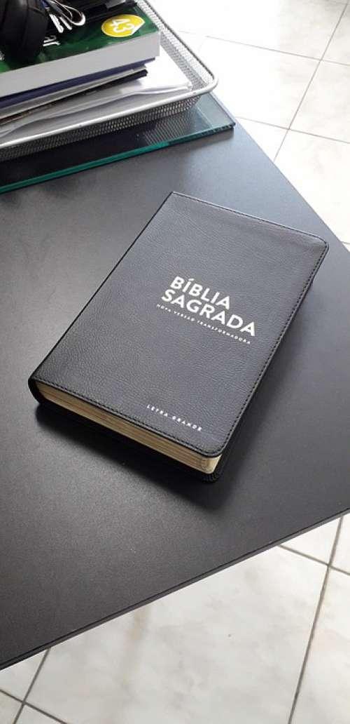 Bible Holy Bible Christian Religion Faith