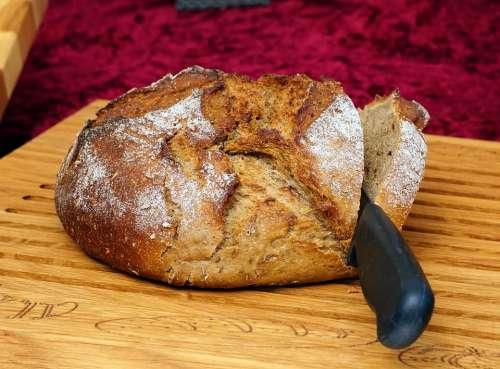 Bread Fresh Baked Baked Goods Crispy Nutrition