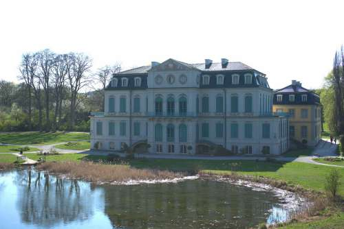 Calden Castle Wilhelmsthal Residence Building