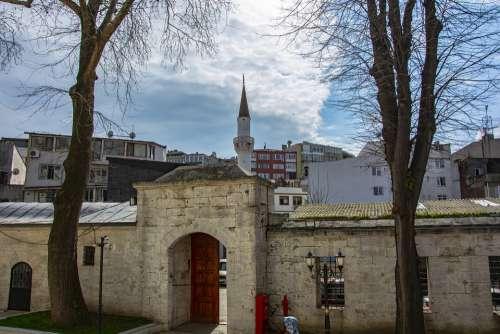 Cami Istanbul Üsküdar Islam Turkey Religion Dome