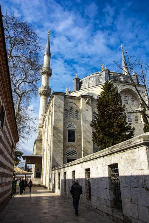 Cami Üsküdar Religion Prayer Worship Mosques
