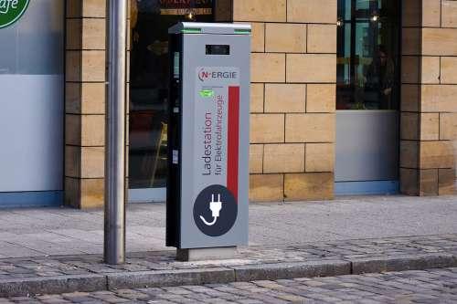 Car Electric Charging Stations Eco Green Plug