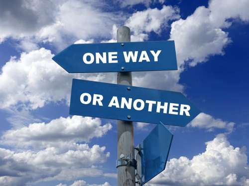 Choice Decision Alternative Strategy Opportunity