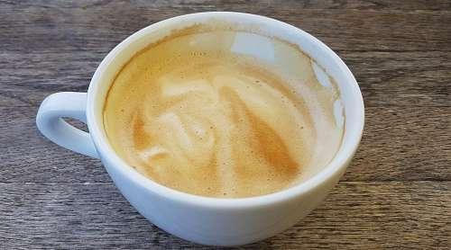 Coffee Crema Coffee Cup Coffee Break Caffeine