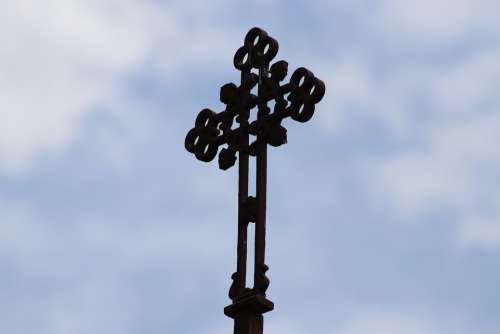 Cross Christianity Christian Crucifixion Symbol