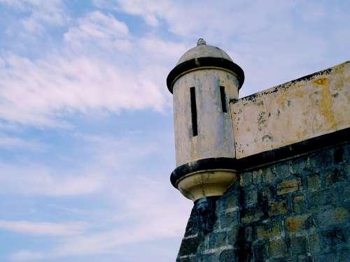Cumaná Cumana Sucre Venezuela City Castle