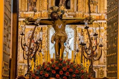Easter Holy Thursday Christ Image Passion Jesus