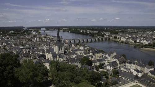 France Holiday Castle Monument Tourism Cityscape