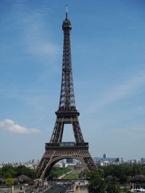 France Paris Architecture Monument Europe Capital