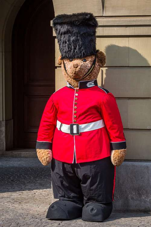 Grenadier Guards London United Kingdom Guard