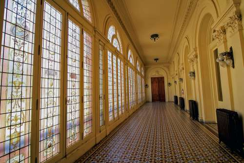 Hall Windows Architecture Window