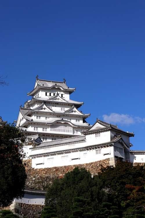 Himeji Castle Japan Castle Tourism History