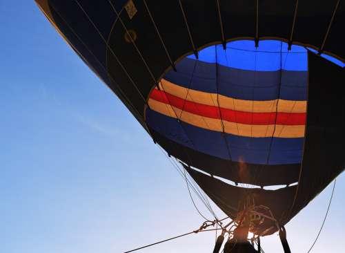 Hot Air Balloon Sky Burner Experience