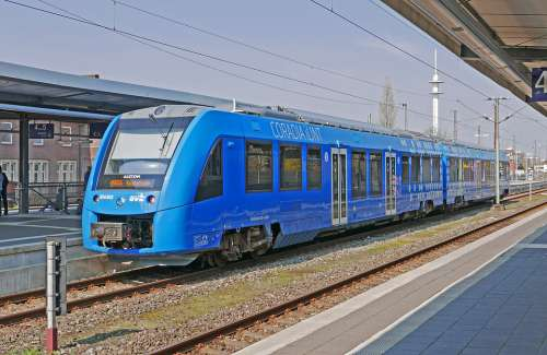 Hydrogen Drive Alternative Rail- Cars Railway