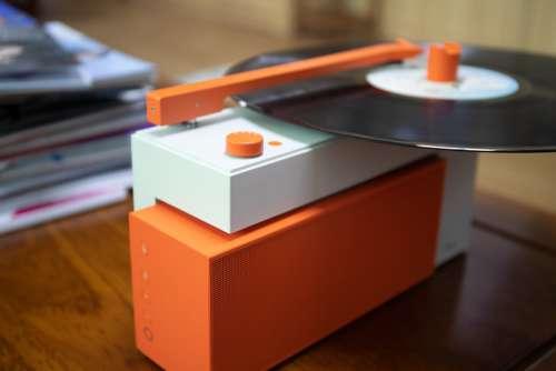 Hym Duo The Record Machine Smart Album Machine