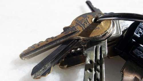 Key Macro Macro Key Close-Up