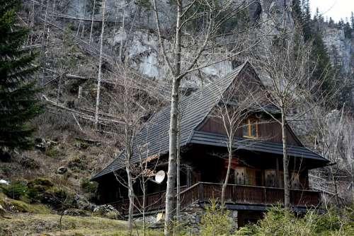 Leśniczówka Forest Tatry Chochołowska Valley