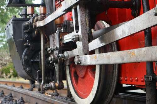 Locomotive Railway Para Steam Locomotive Tech