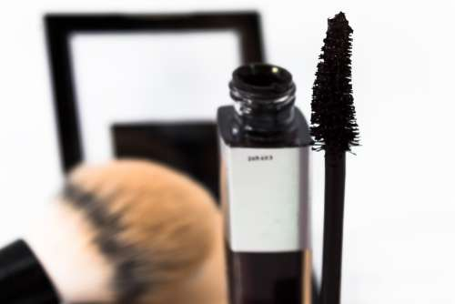 Make Up Mascara Cosmetics Makeup Brush Beauty