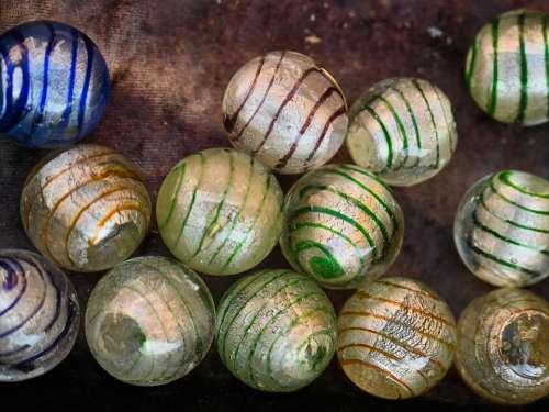 Marbles Glaskugeln Balls Round Glass Marbles Toys
