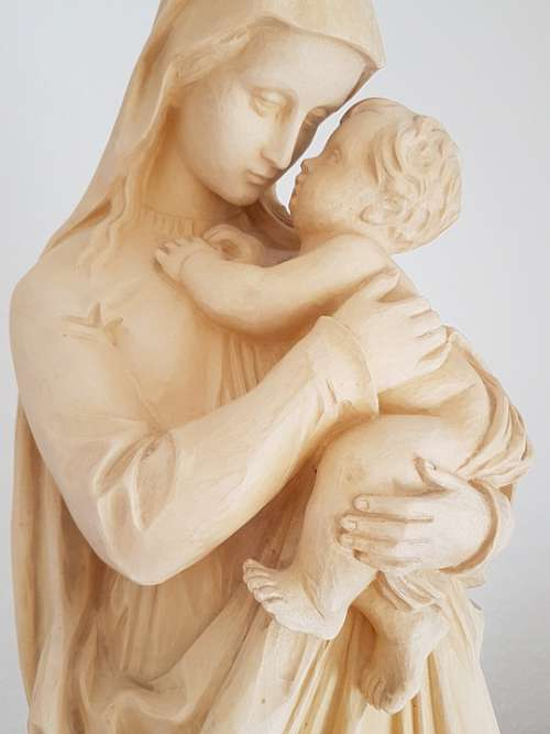 Maria Jesus Faith Christ