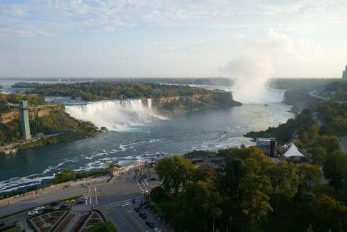 Niagara Falls Canada Waterfalls Ontario Niagara