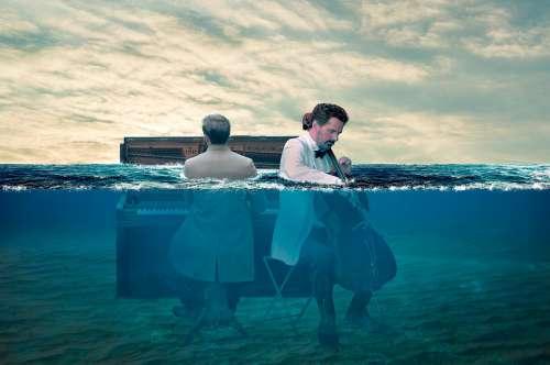 Ocean Men Sea People