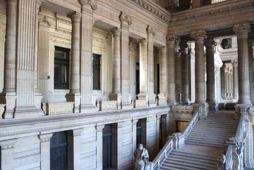 Palais De Justice De Bruxelles Palace Of Justice