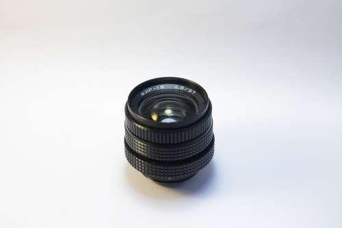 Photo Lens Photolens Объектив Photocamera Vintage