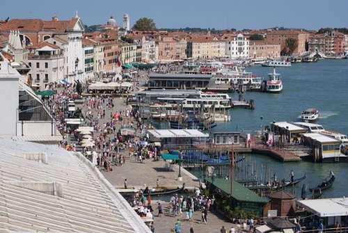 Public Place Travel Urban City