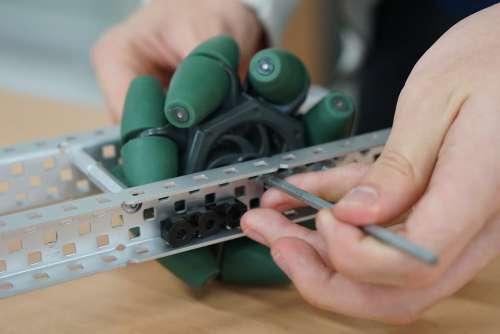 Robotics Robot Building Creating Making Creativity