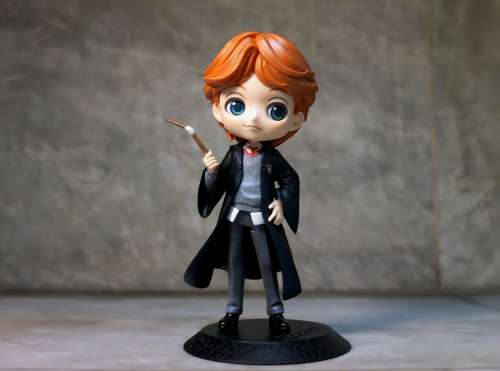 Ron Ronald Bilius Weasley Potter Fiction Toy