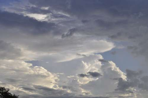Sky Cloud Landscape Clouds Day Future Natural