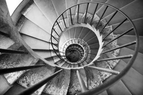 Spiral Stair Old Stone Spiral Staircase Steps