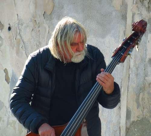Street Musician Prague Street Music Musician